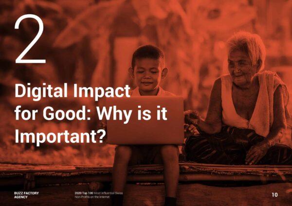 Digital Impact for Good - marketing nonprofits