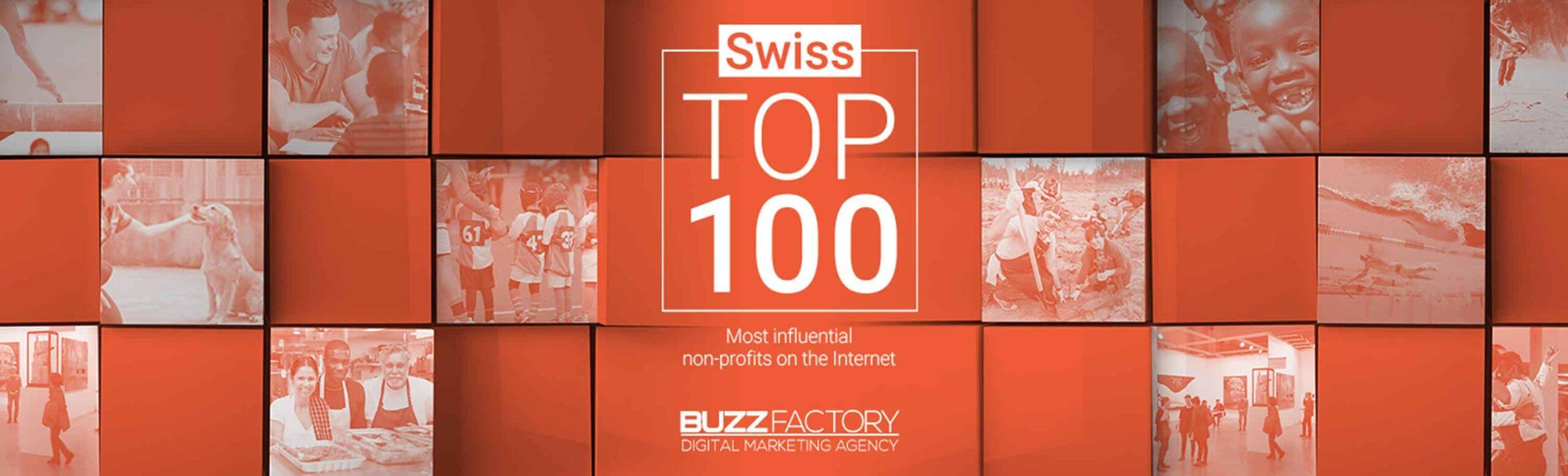 top 100 nonprofits on the internet