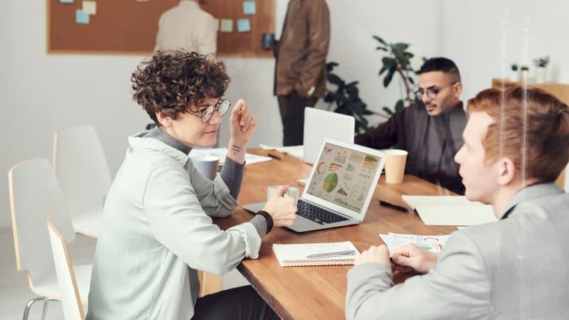 office people meeting
