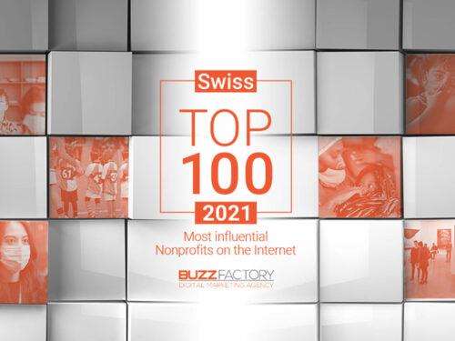 Top 100 des associations suisses les plus influentes sur Internet 2021