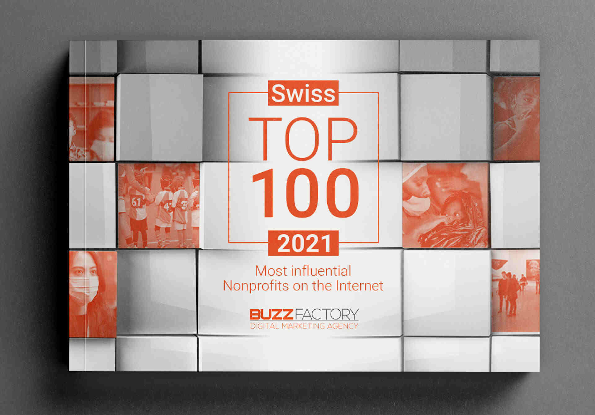 A New Buzz Factory Study of the Top 100 Nonprofits in Switzerland Reveals a Big Shift in Digital Trends for 2021